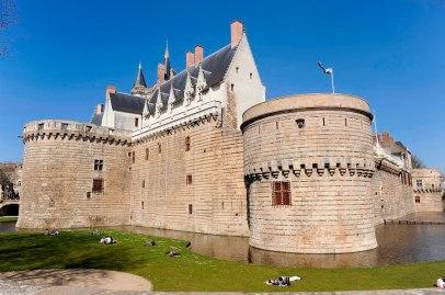 Château des ducs d'Anne de Bretagne
