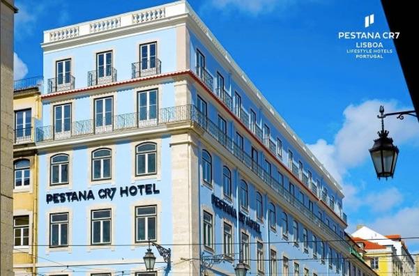 CR7 hotel