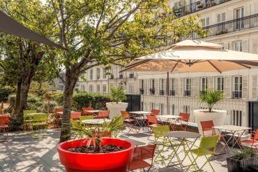 Cocktail entreprise Montmartre
