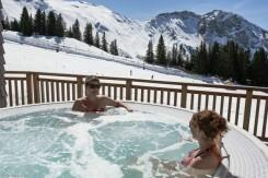 reunion au ski