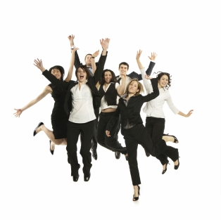 5857420-business-group-jumping
