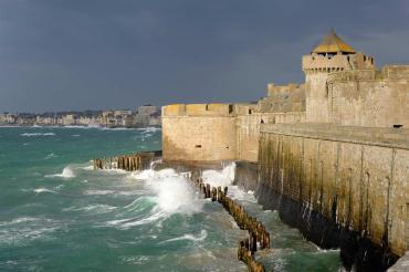 Les remparts de Saint-Malo