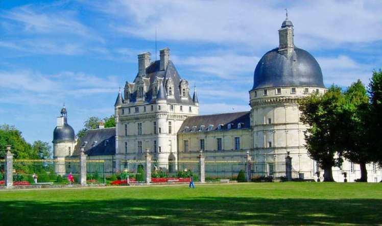 chateau-valencay