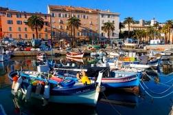 Le port d'Ajaccio
