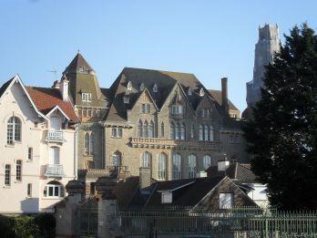 L'hôtel de ville du Touquet