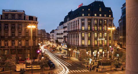 Hôtel Marriott de Bruxelles